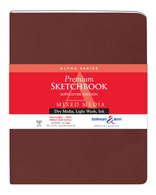Softcover - Alpha Premium Sketchbooks