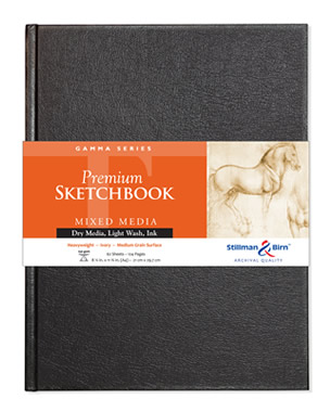Hardcover - Gamma Premium Sketchbooks