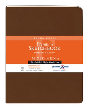 Softcover - Gamma Premium Sketchbooks